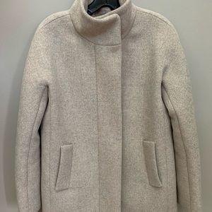 J Crew Jacket, 50% wool, 50% polyester